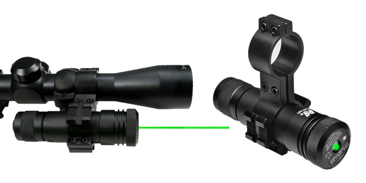 NCStar Green Laser With 1