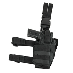 NcStar Black Drop Leg Tactical Holster