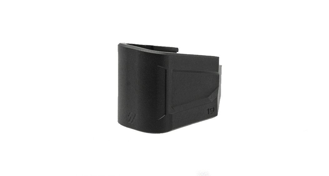 Strike Industries Extended Magazine Plate for GLOCK G19(9MM)