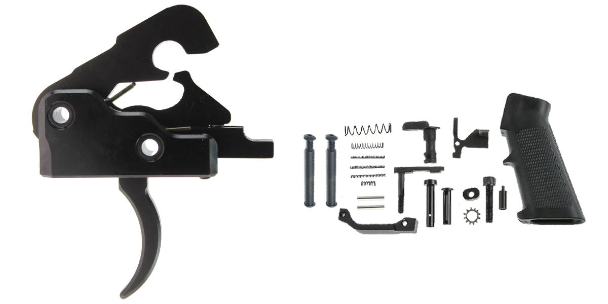 Delta Deals AR-15 Trigger Upgrade Kit Including Recoil Technologies