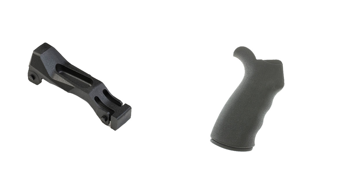 Delta Deals Enhanced Trigger Guard + Pistol Grip: Featuring Strike Industries and Omega Mfg.