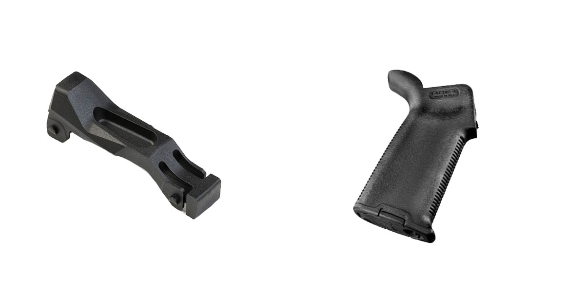 Delta Deals Enhanced Trigger Guard + Pistol Grip: Featuring Strike Industries and Magpul