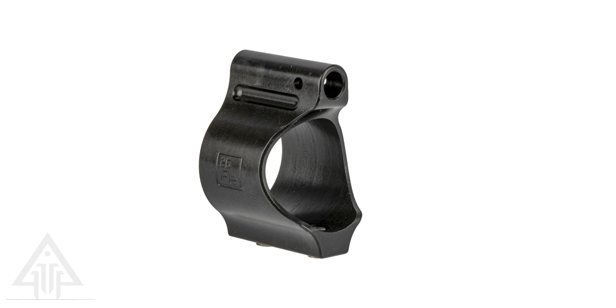 Battle Arms Development Low Profile Gas Block .750 Nitride
