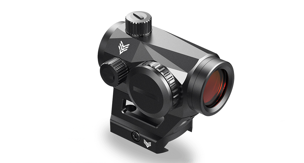 Swampfox Optics Liberator Green Dot Sight 1x22