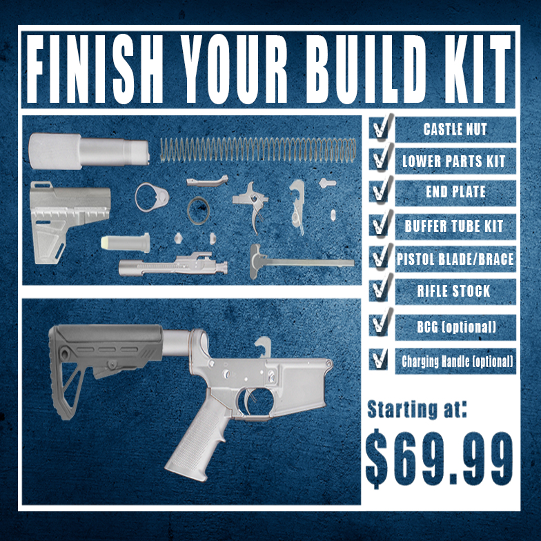 Finish Your Build