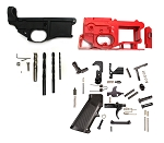 Phoenix Gen 2 Polymer 80% AR-15 Lower Receiver With Jig & Bits + Lower Parts Kit