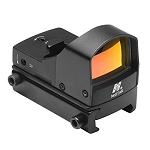 NcSTAR DDAB Tactical Red Dot Mini Reflex Sight - Black
