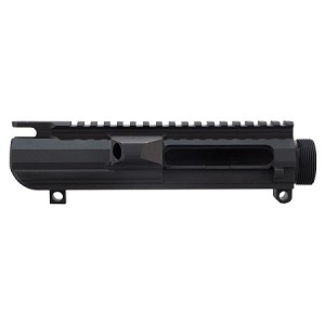 Davidson Defense 'Goblin' LR-308 DPMS Style Low Profile Stripped Upper Receiver Stripped - Matte Black