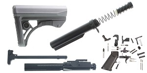 Delta Deals Leapers LR-308 UTG Finish Your Rifle Build Kit - .308 WIN/6.5 Creedmoor/.243 WIN