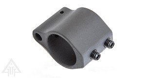 Aero Precision .625 Low Profile Gas Block - Phosphate