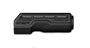 A*B Arms Pro Hand Guard Carbine length 2 Piece Drop-in - Black